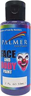 product image for Palmer 56007-36 Face & Body Paint, 2 oz, Purple