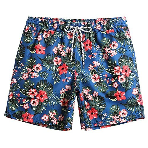 MaaMgic Mens Slim Fit Quick Dry Swim Shorts Swim Trunks Mens...