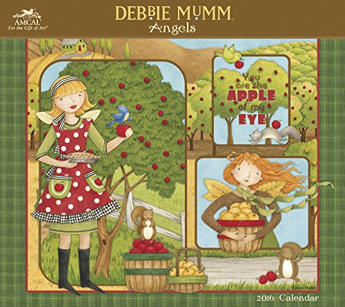 Angels 2016 Wall Calendar - Debbie Mumm - Angels Wall Calendar (2016)