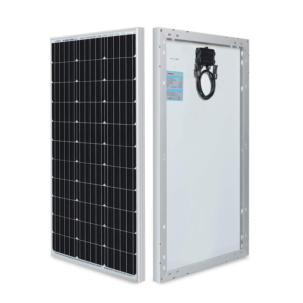 Renogy Solar Panel 80 Watt 12 Volt Monocrystalline
