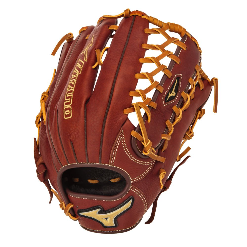 Mens outfield gloves - Amazon Com Mizuno Mvp Series Gmvp1275b2 12 75 Adult Baseball Outfielder Glove Right Handed Throw Sports Outdoors