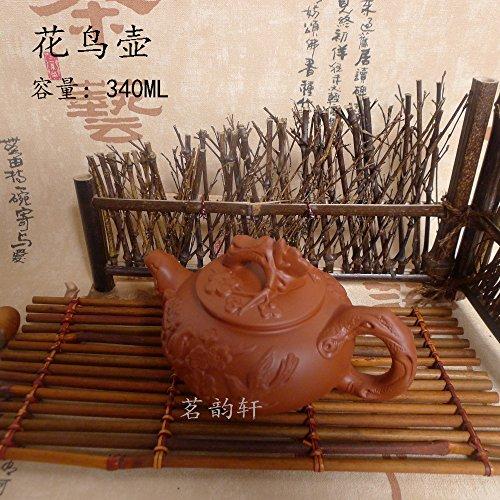 purple grit teapot - 8