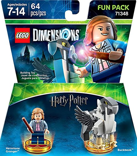 LEGO Dimensions, Harry Potter Hermione Fun - Lego Hermione Potter Harry