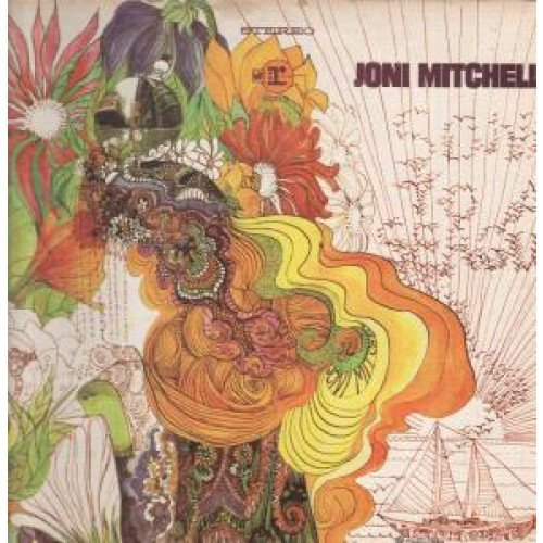 Joni Mitchell by Reprise
