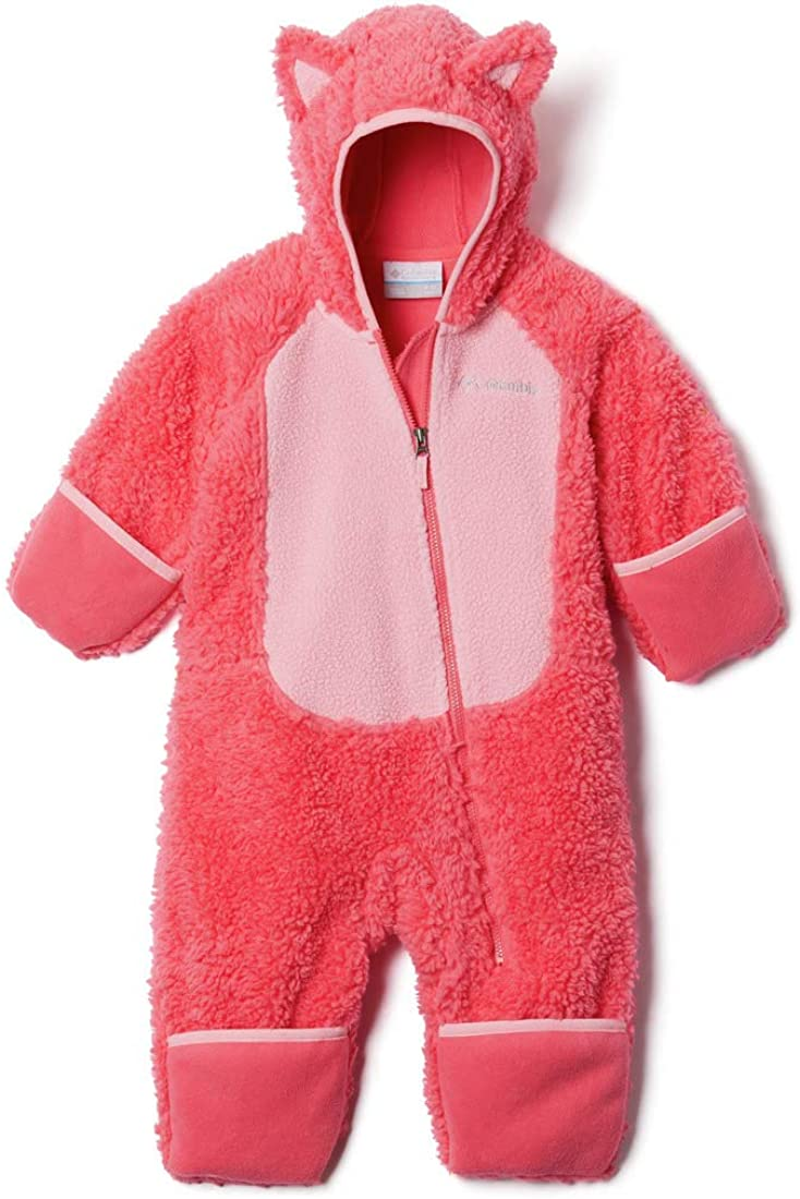 Columbia Unisex Baby Foxy Baby Sherpa-Strampler