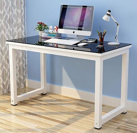 Mesa de ordenador Estructura de acero de estilo minimalista ...