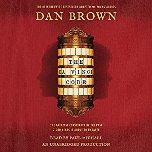 The Da Vinci Code (The Young Adult Adaptation) Audiobook