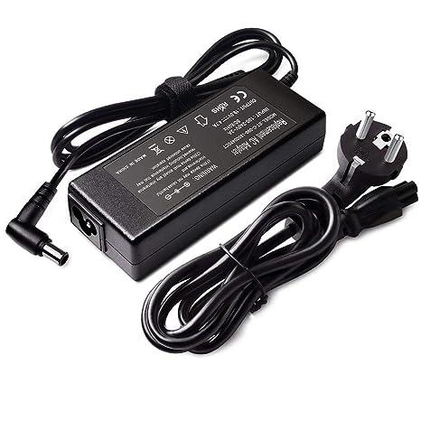 Laptop Cargador Cable de Carga 19,5 V 4,7 A para Sony VAIO PCG VGN