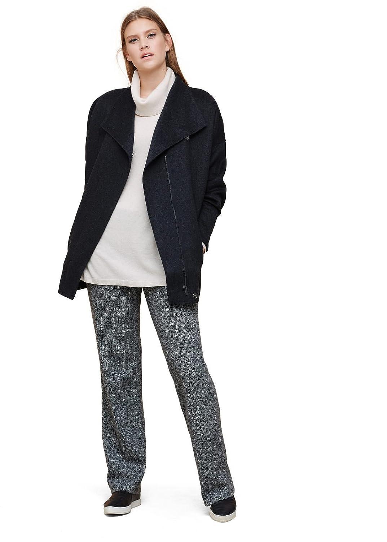 VIOLETA (Plus Size) - Handmade Mäntel mantel