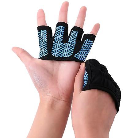 07a21c91ec872f Brave Pioneer Fitness Handschuhe Trainingshandschuhe Gewichtheben Handschuhe  Fingerlos Gym Vier Finger Crosstraining Krafttraining Crossfit Workout  Gloves