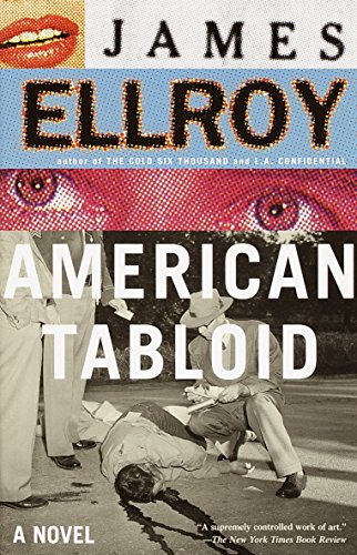 American Tabloid by Ellroy, James