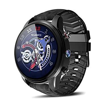 IHCIAIX Reloj Inteligente Smartwatch Classical Business Men ...