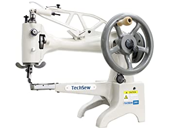TechSew 2900 Leather Patcher Industrial Sewing Machine