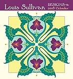 img - for Louis Sullivan Designs 2018 Mini Wall Calendar book / textbook / text book