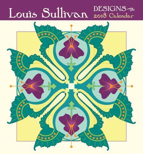 Louis Sullivan Designs 2018 Mini Wall Calendar ebook