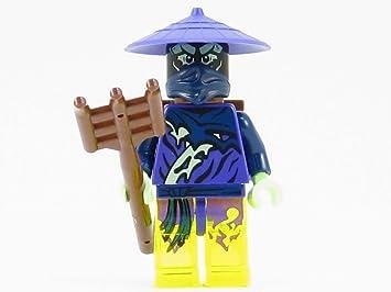 LEGO Ninjago Pitch Ghost Ninja Warrior Minifigure NEW 2015 ...