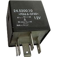 AERZETIX: Rele bomba de combustible C40255 compatible con 165906381