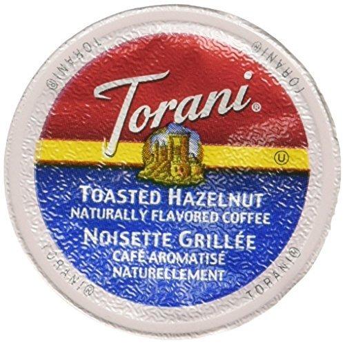 Torani Coffees, Toasted Hazelnut, 24 Count Torani Creme