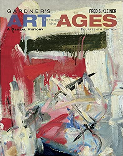 bundle gardners art through the ages a global history 14th mindtap art 1 term 6 months printed access card