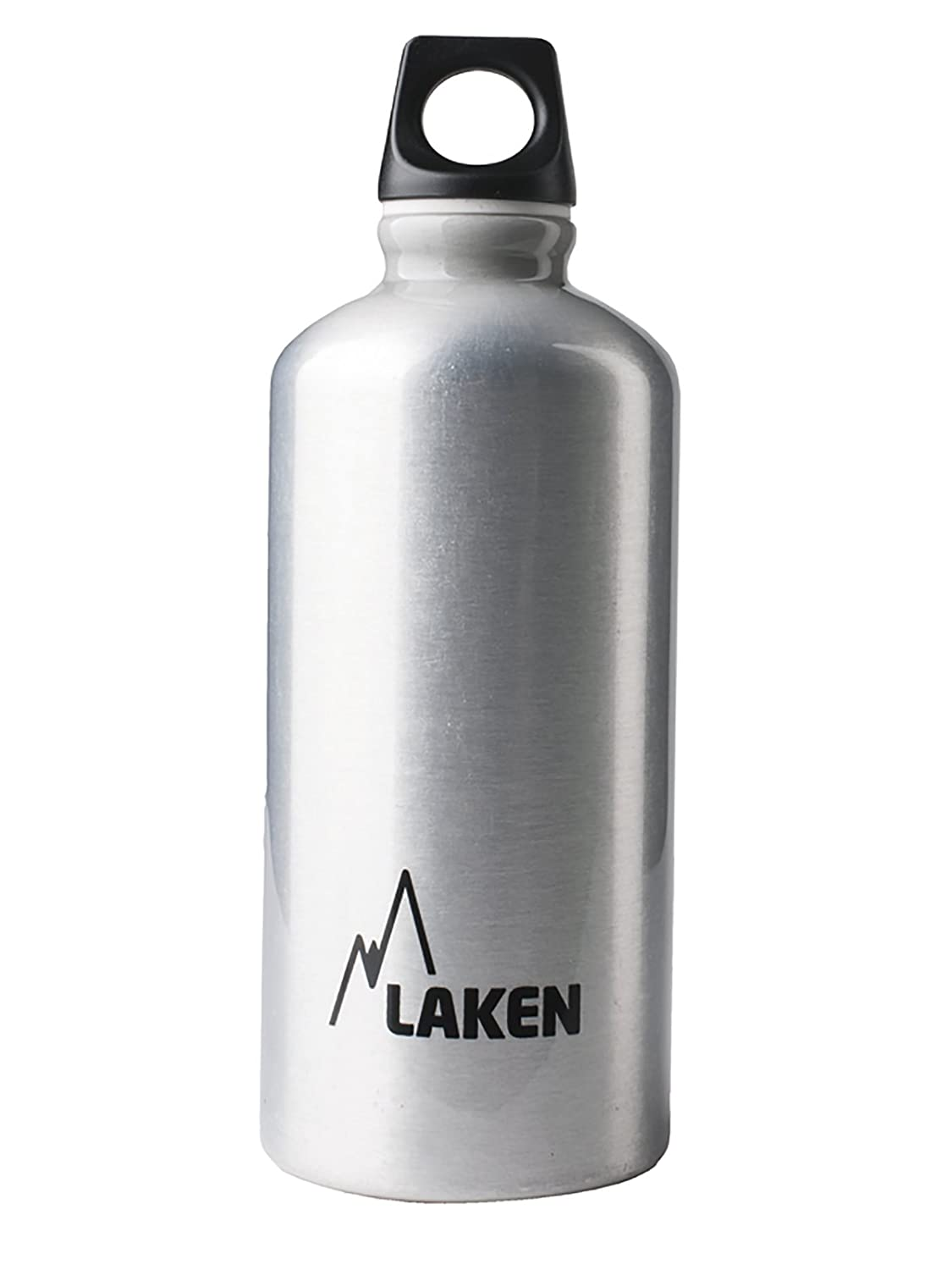 Laken Futura Aluminum Water Bottle Narrow Mouth Screw Cap with Loop 20-50 Ounces