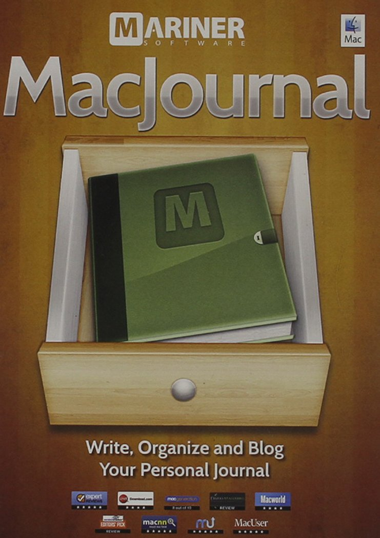 Mariner MacJournal 6 for Mac by Mariner Software