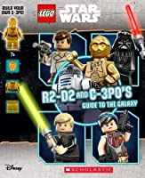 LEGO STAR WARS: R2-D2 And C-3P0's Guide To The
