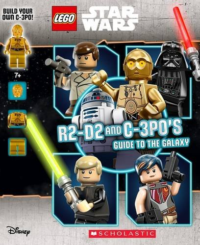 Price comparison product image R2-D2 and C-3P0's Guide to the Galaxy (LEGO Star Wars)