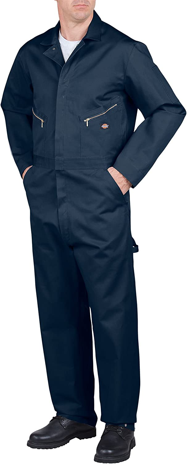 Lowest price challenge Dickies Men's Deluxe Raleigh Mall Coverall Cotton