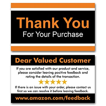 Amazon kachy design thank you for your purchase cards 2 x kachy design thank you for your purchase cards 2quot x 35quot reheart Images