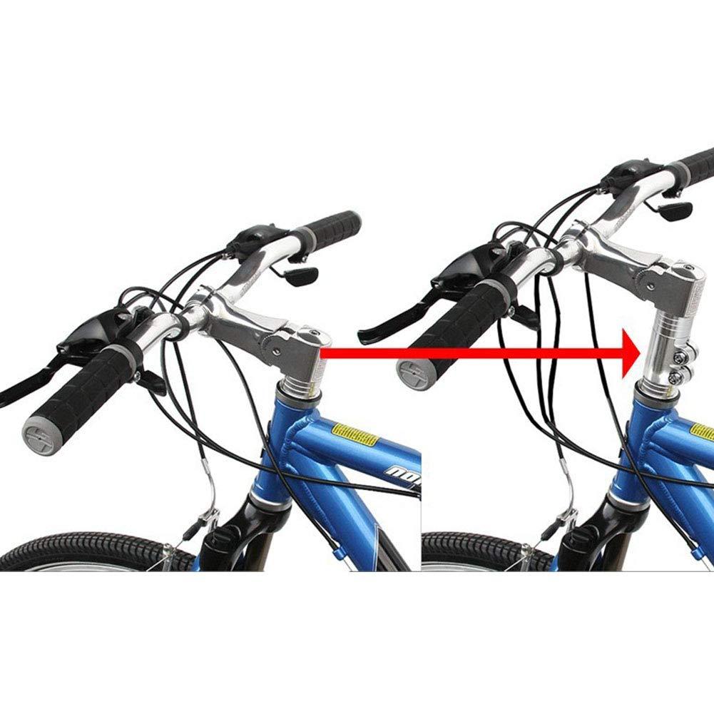 Lenker Stem Raiser Fahrradgabel Stem Raiser Extender Head Up Raiser Mayyou Fahrradlenker Riser 28,6 mm