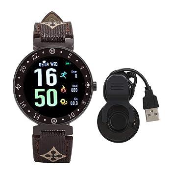 Denash Pulsera Inteligente, Bluetooth Smartwatch Wear Ejercicio ...