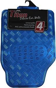JVL Mega Color Gris Polipropileno//l/átex, 150 x 57 x 1,2 cm, Muy Absorbente, Lavable a m/áquina Alfombrilla para Camino