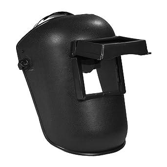Soldador mascarilla de seguridad con pantalla ajustable gama 4/9-13 MIG/TIG