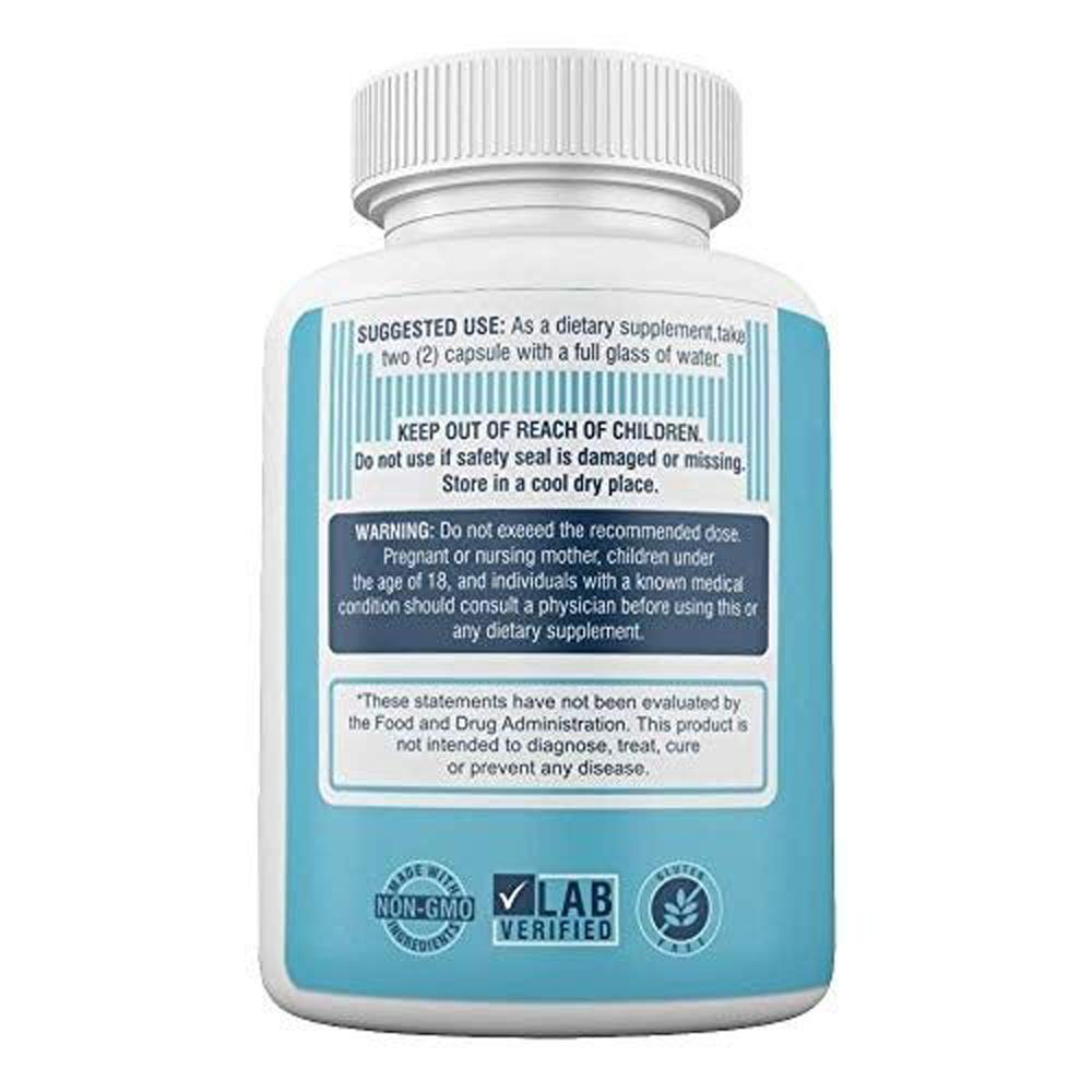 Trim Pill Keto Advanced Diet Formula - BHB Carb Blocker Supplements - 100% Natural - 30 Day Supply - 60 Capsules (1 Month Supply) by Trim Pill Keto (Image #3)