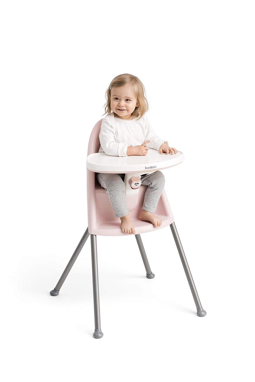 Powder Pink//Grey BABYBJ/ÖRN High Chair