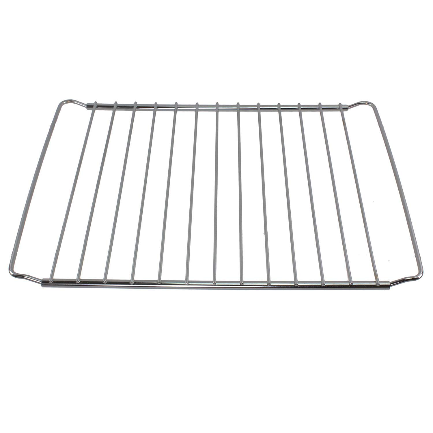 SPARES2GO Extendable Width Stainless Steel Shelf For Lamona Oven Cooker (310 x 345-565mm)