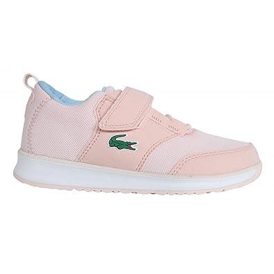 Light And 31spc0011 Shoes Girl Boy Sports Women Lacoste 15j Pnk g50OqwW