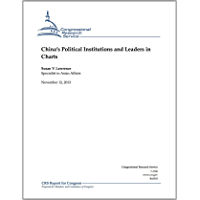 China's Political Institutions and Leaders in Charts
