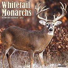 Whitetail Monarchs 2017 Wall Calendar