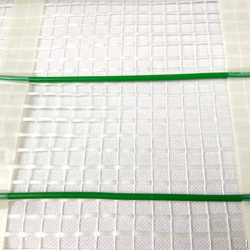 Elektrische Fu/ßbodenheizung 200Watt je m/² Elektrisch TWIN Technologie JWS 1m/²