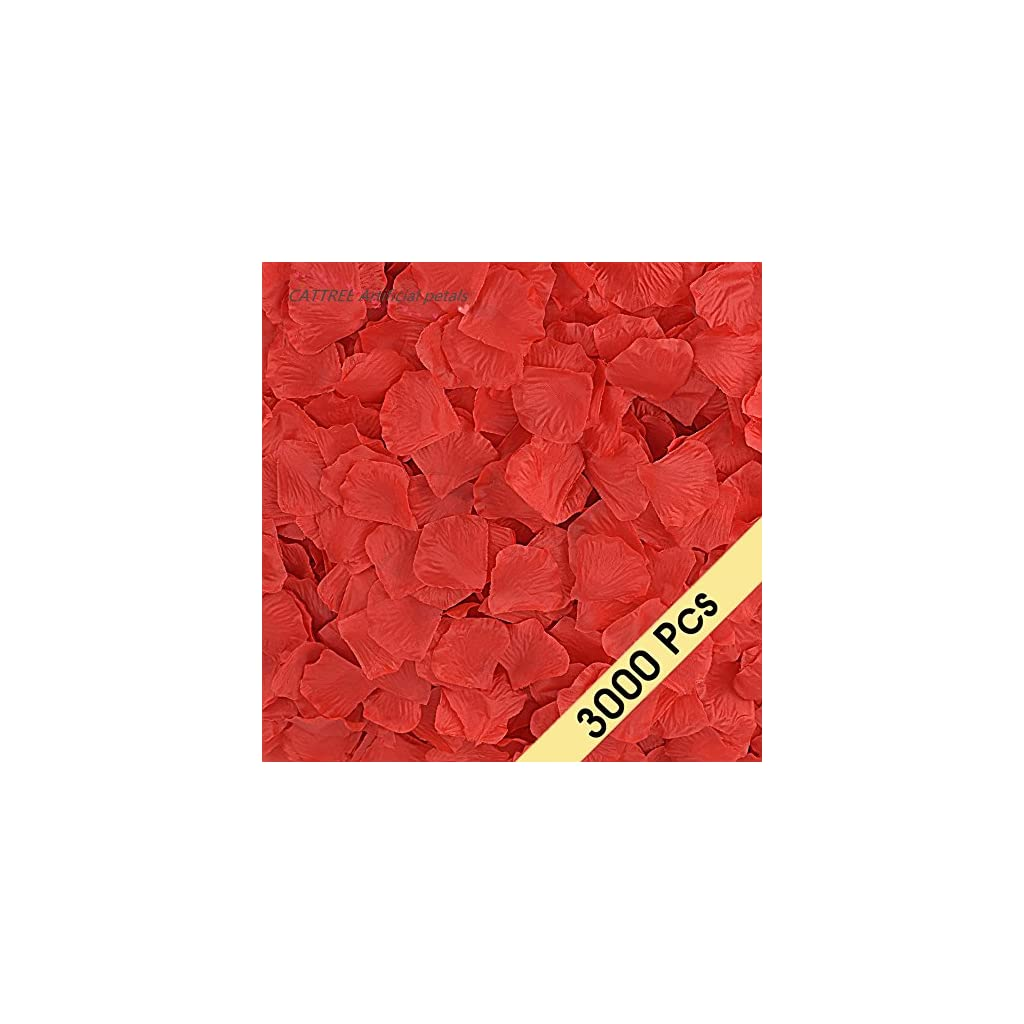 CATTREE-Rose-Petals-3000-PCS-Artificial-Petals-Silk-Wedding-Flower-Decoration