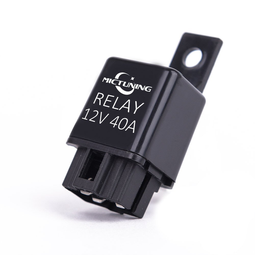 Best Rated In Automotive Replacement Relay Control Module Relays 1997 Dodge Mins Fuel Shut Off Wiring Mictuning Led Light Bar Work Harness 40 Amp Product Image