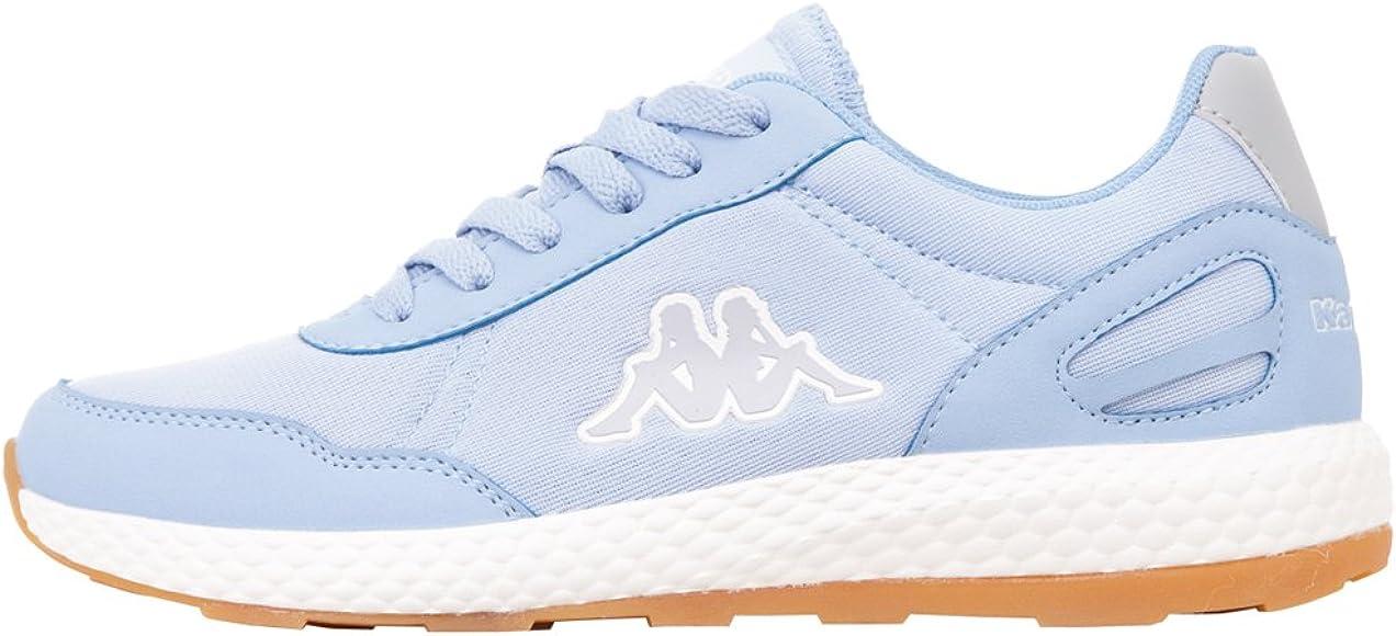Kappa Every, Zapatillas para Hombre, Azul (L`Blue/L`Grey 6114), 36 EU: Amazon.es: Zapatos y complementos