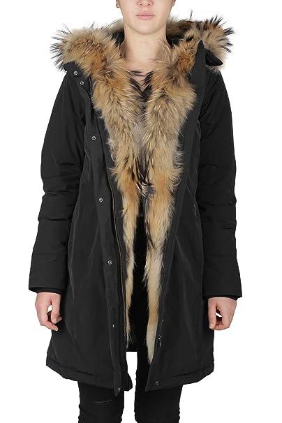 Woolrich PARKA W'S LUXURY BOULDER TG.XL: Amazon.it
