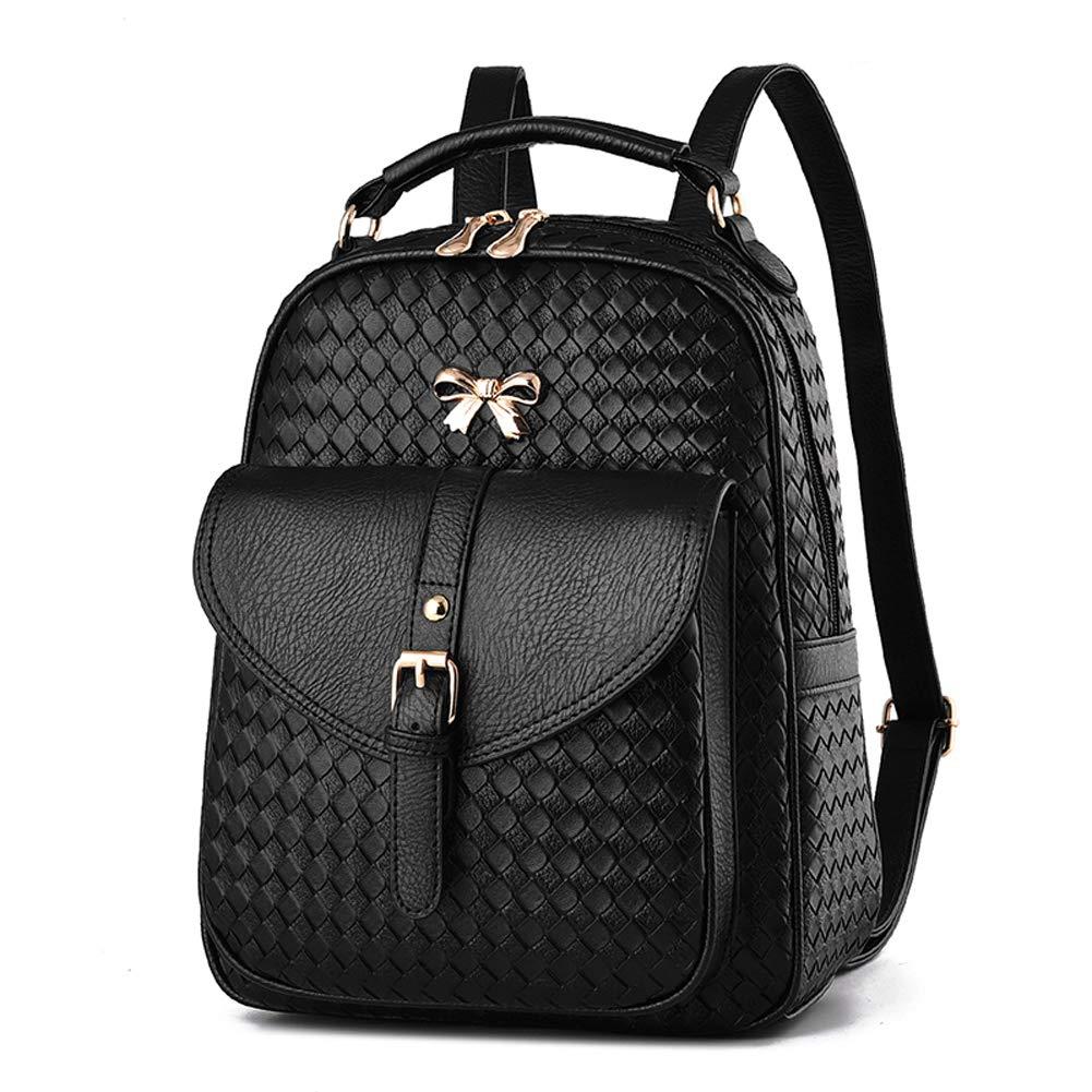 Damen Rucksack Handtasche Fashion Joker Casual Rucksack Tasche Bow B07K3RQNZK Daypacks Internationale Wahl