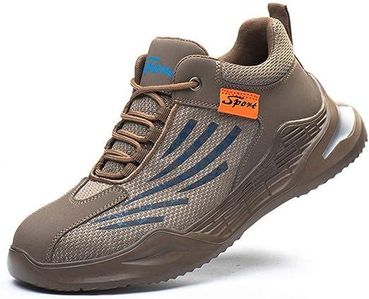 Amazon.com: Mens Womens Steel Toe Shoes