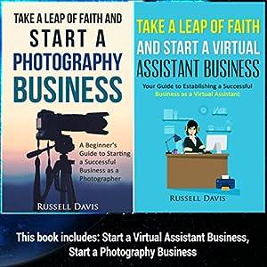 Start a Business: 2 Manuscripts Audiobook