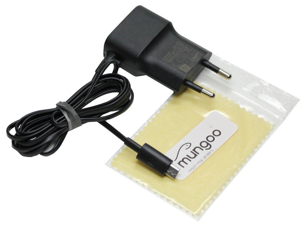 Original Nokia Cable de carga de AC 20E en negro Cargador ...