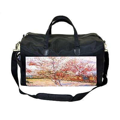 Vincent Van Gogh Peach Tree Weekender/Overnighter Bag