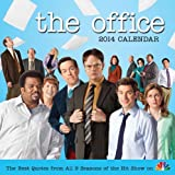 NBCs The Office 2014 Day-to-Day Calendar